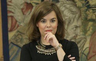 """Soraya presenta su candidatura a liderar el PP: """"Presento un proyecto abierto, positivo e integrador"""""""