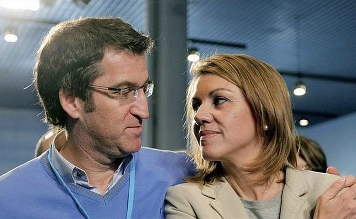 Cospedal había planteado organizar una candidatura de unidad junto a Alberto Núñez Feijóo