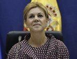 """Cospedal presenta su candidatura: """"Lo hago por mi partido, no por intereses personales"""""""