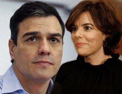 Soraya, el espejo de Pedro Sánchez y la rebelión anti-establishment