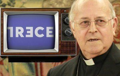 La Iglesia invierte un 33% más de dinero en Trece que en Cáritas