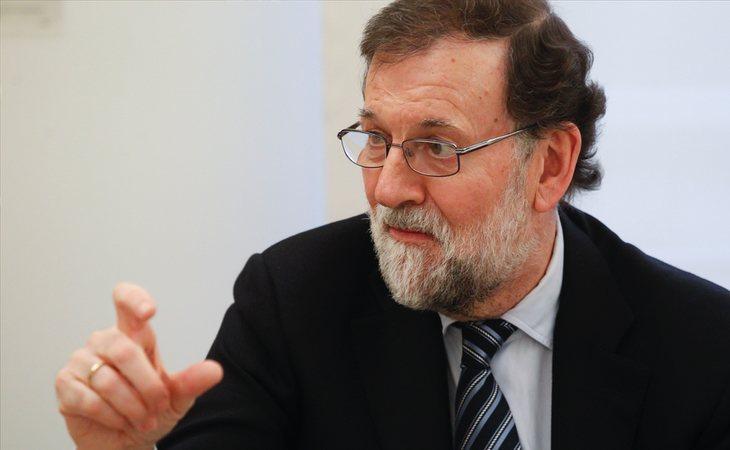 A Rajoy se le ha quedado un sueldo bonito, bonito