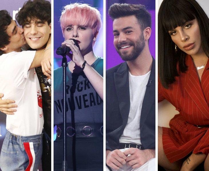 Los Javis, Marina, Agoney y King Jedet, encargados del pregón del Orgullo LGTBI de Madrid 2018