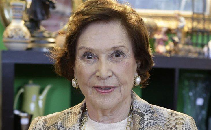 Carmen Franco, hija del dictador