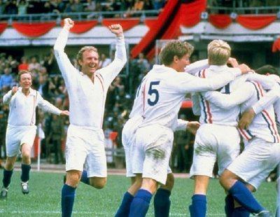 Las 10 películas sobre fútbol de la historia