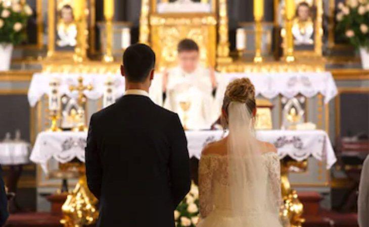 Las bodas eclesiásticas han disminuido de manera drástica