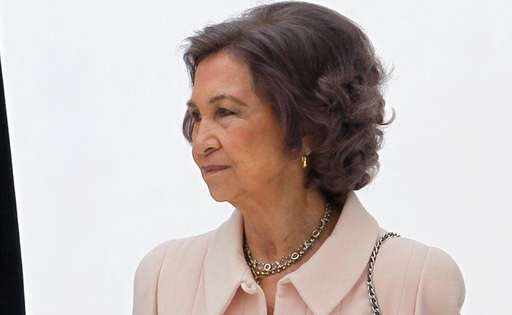 Doña Sofía, una mujer conservadora