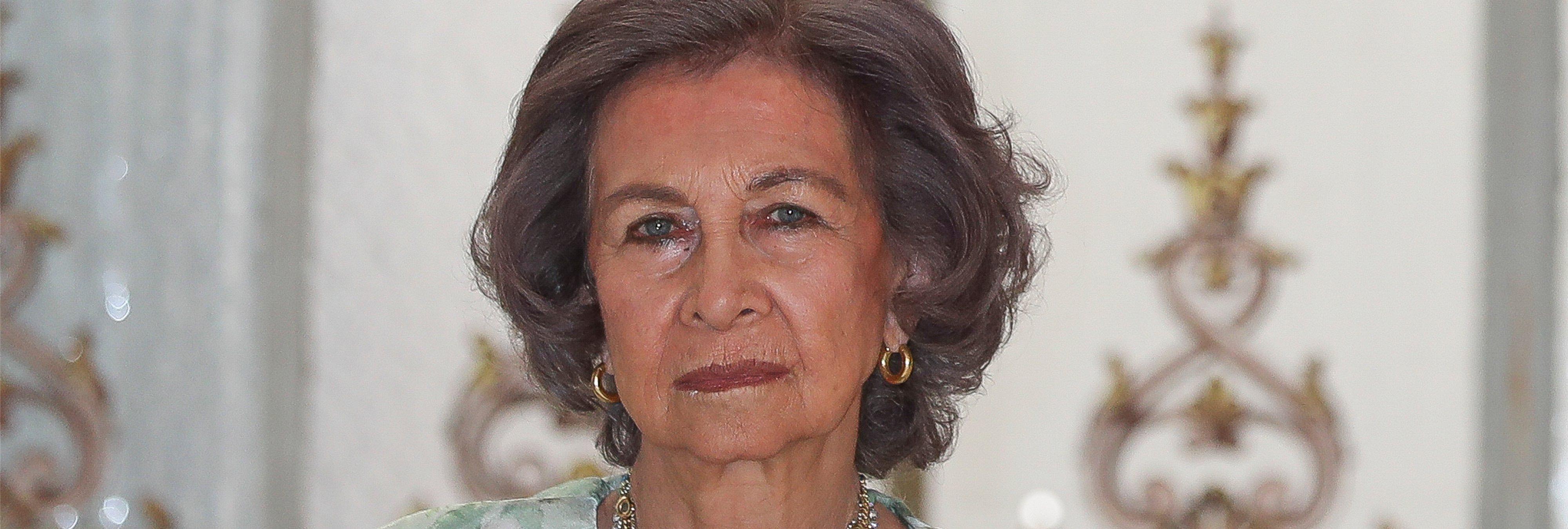 La reina Sofía, en contra de las familias monoparentales y de la reproducción asistida