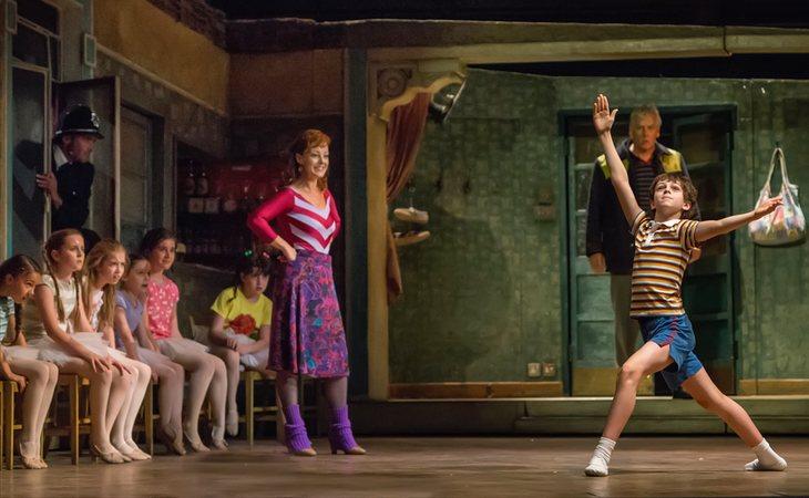 'Billy Elliot', uno de los musicales más aplaudidos de los últimos tiempos