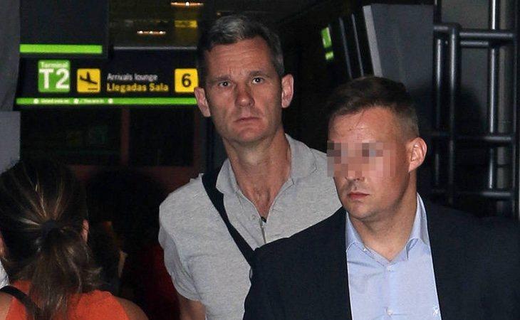 Iñaki Urdangarín ya se encuentra en prisión