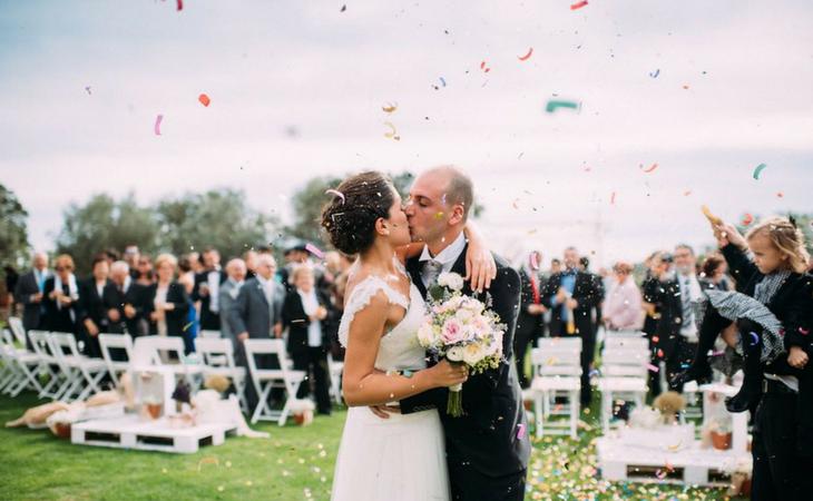 Una estafa en una boda, de lo más insólito