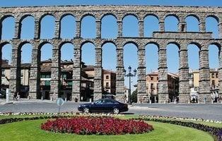Indignación ante la propuesta de demoler el Acueducto de Segovia