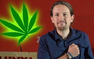 Podemos propone vender marihuana para uso recreativo a través de empresas públicas