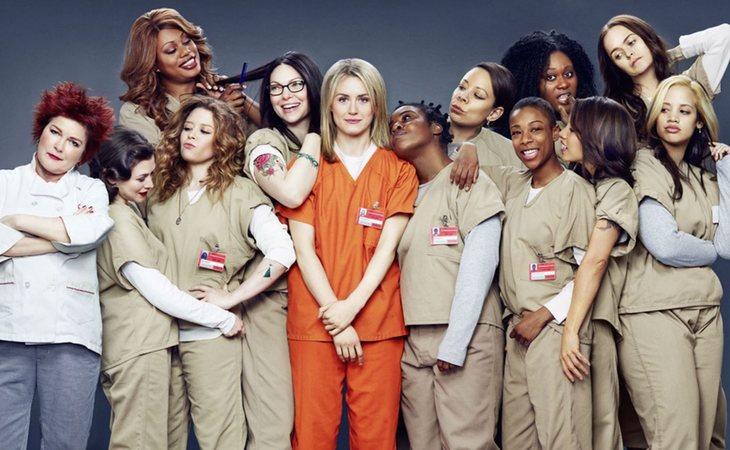Las chicas de 'Orange is the New Black'