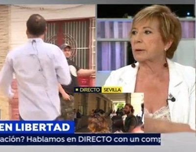 No, Celia Villalobos no ha culpabilizado a la víctima de 'La Manada'