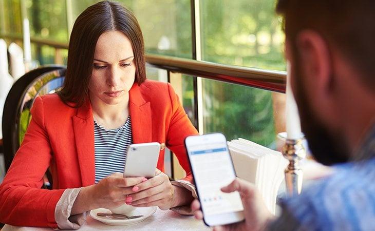 Redes sociales provocan falsa sensación de sociabilidad