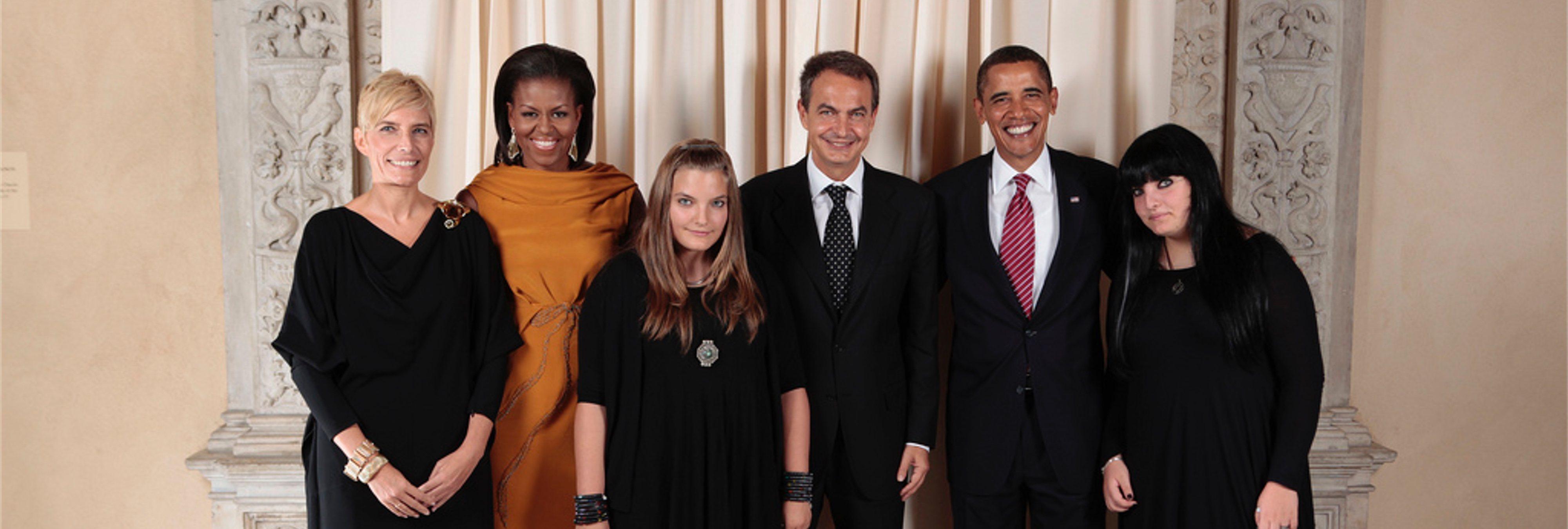 ¿Recuerdas a las hijas góticas de Zapatero? Esta es su nueva vida