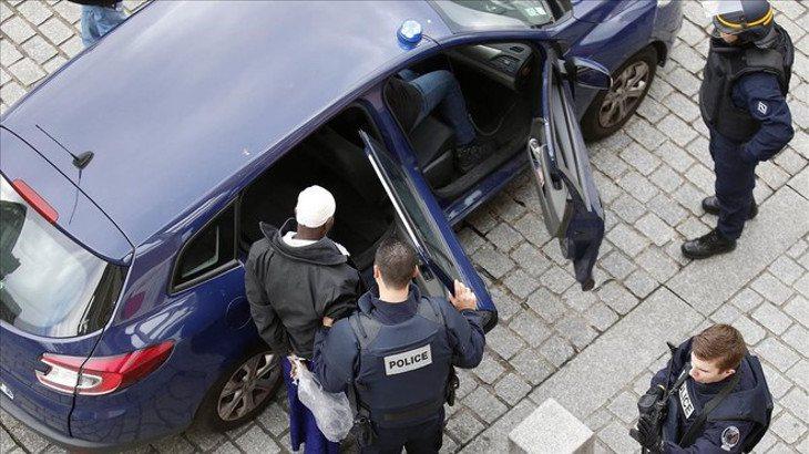 Diez miembros han sido detenidos