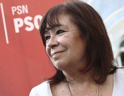 La exministra socialista Narbona gastó un millón de euros en botellas de agua desalada