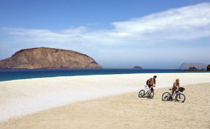 La isla de La Graciosa podría independizarse si prospera la propuesta del PP