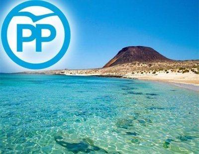 La Graciosa podría independizarse y ser la octava isla de Canarias gracias al PP