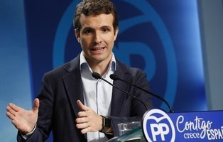 Casado denuncia ante el PP una campaña de desprestigio contra él por las elecciones internas