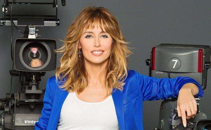 Emma García lleva años al frente de programas de Telecinco