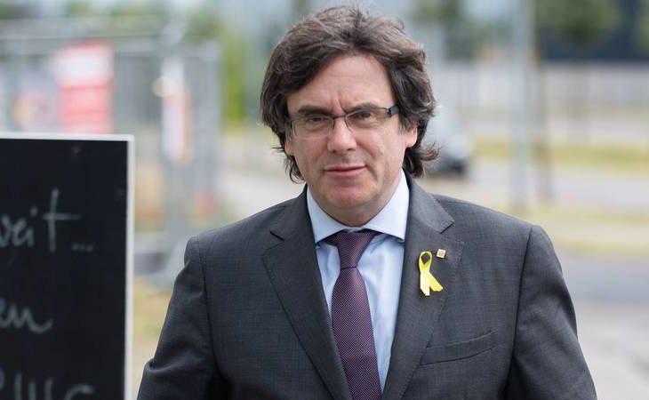 Carles Puigdemont permanece en Alemania