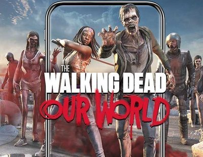 Llega 'The Walking Dead: Our World', el videojuego para smartphones al estilo 'Pokemon Go'
