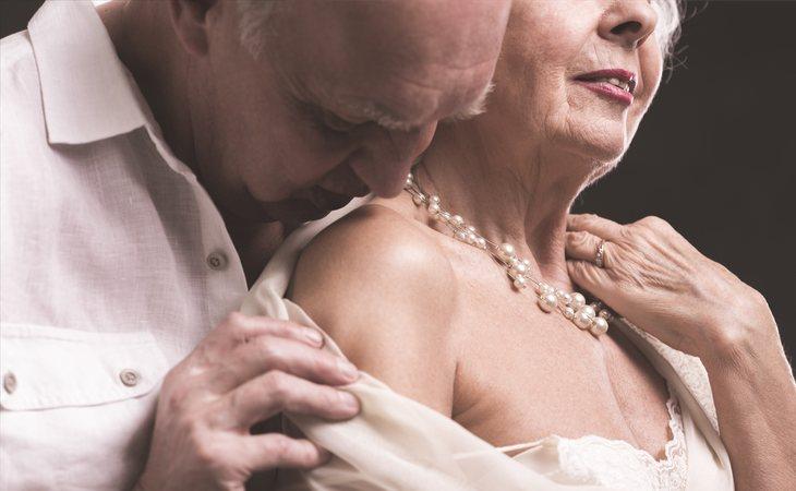 La líbido no baja con la menopausia