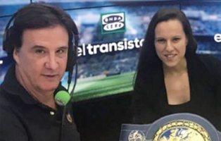 Joana Pastrana gana el mundial de boxeo y De la Morena le pregunta por el maquillaje