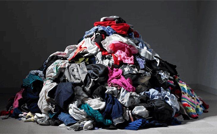 En la UE se crean al año 16 millones de toneladas de ropa