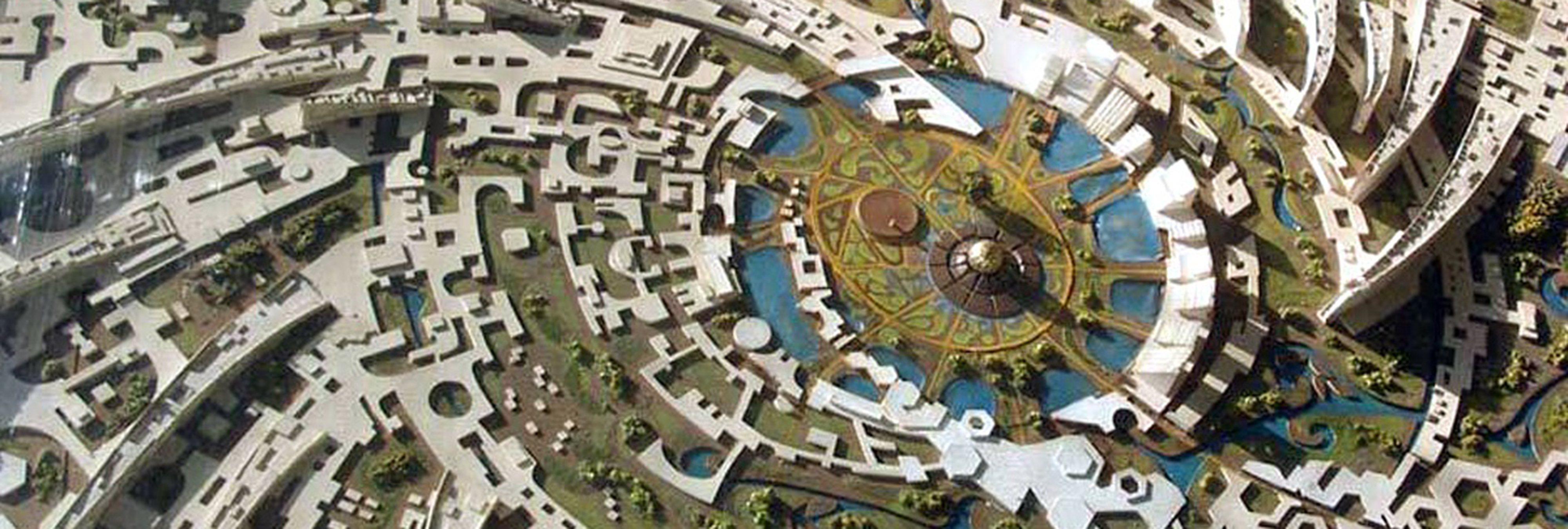 7 ciudades utópicas que existen y aún puedes visitar
