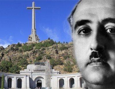 Uno de cada dos españoles apuesta por sacar a Franco del Valle de los Caídos