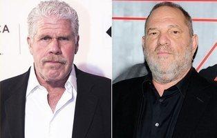 Ron Perlman y su escatológica venganza contra Harvey Weinstein