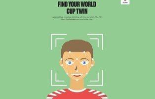 La web que te dice a qué jugador de fútbol internacional te pareces