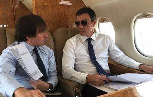 El PP pregunta en el Congreso si las gafas de sol de Pedro Sánchez son graduadas