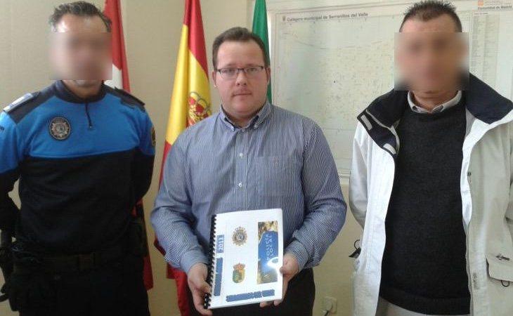 El exalcalde de Serranillos del Valle fue imputado en Púnica y formó parte de la lista de Ciudadanos a las elecciones europeas