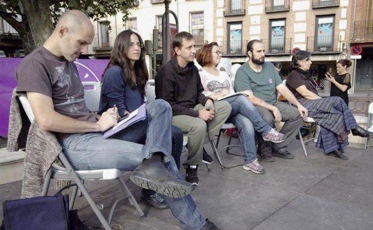 Cuatro ediles de Podemos en Alcalá de Henares fueron imputados por prevaricación