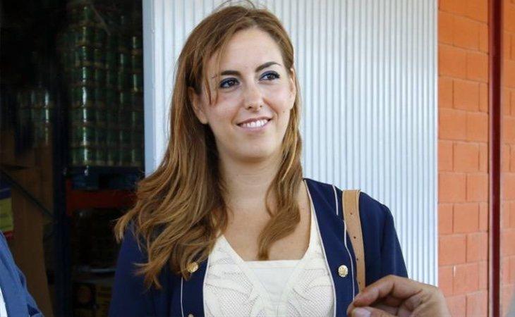 Nerea Belmonte pasó al grupo mixto tras ser imputada en varios delitos de presunta corrupción