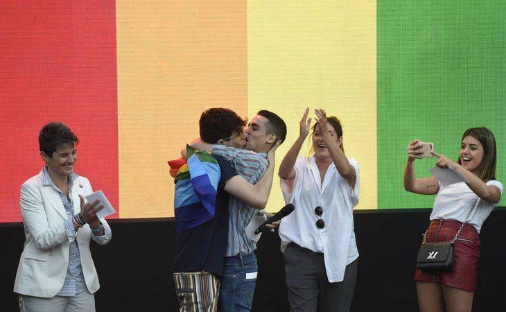 Pregón del Orgullo LGTBI