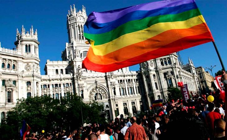 El Orgullo LGTBI de Madrid, un referente mundial