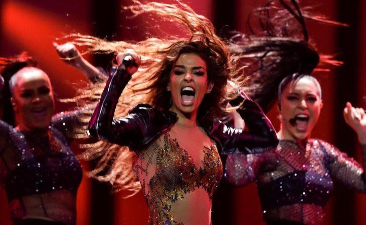 Eleni Foureira actuará en la Gala Mister Gay