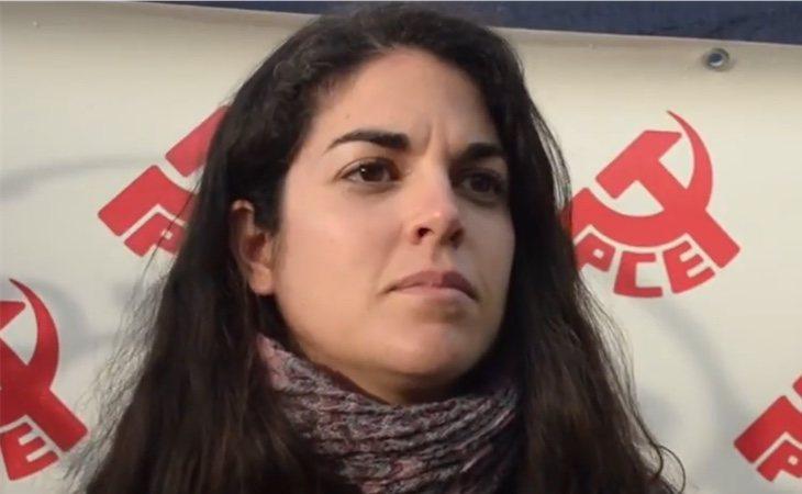 Cecilia Rosado, profesora de Derecho Constitucional en la URJC