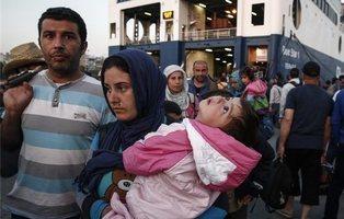 La paradoja de la inmigración en Europa: menos migrantes, misma sensación de crisis