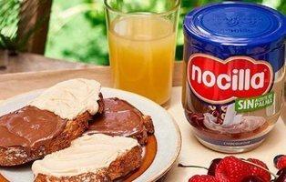 Nocilla vence a Nutella: elimina el aceite de palma de sus ingredientes