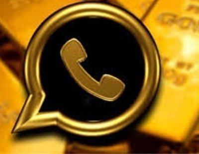 WhatsApp Gold es un fraude que podría robarte información personal