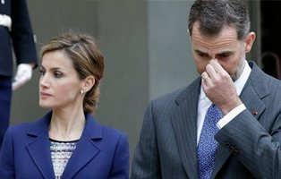 Los desplantes de Letizia a Felipe que hacen pensar en un posible divorcio