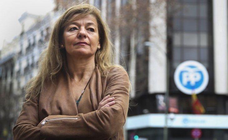 Ana Garrido fue la responsable de destapar la Trama Gürtel