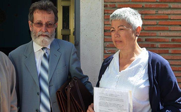 Ana María Ricondo se vio obligada a iniciar una huelga de hambre tras ser despedida por denunciar la contratación de supuestos cursos irregulares